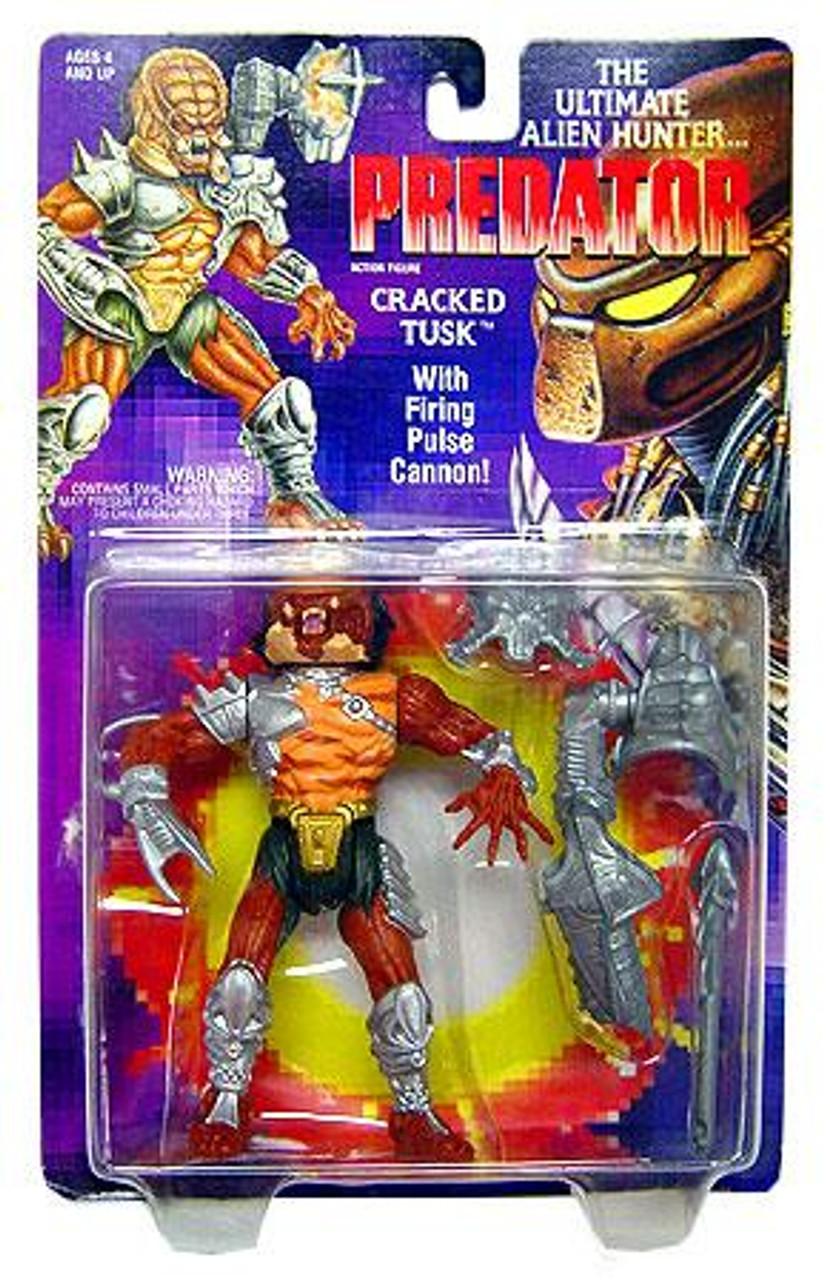 Predator Cracked Tusk Action Figure