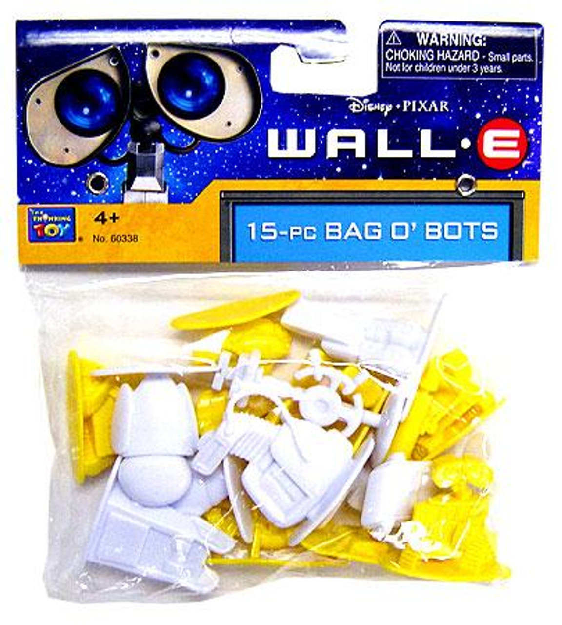 Disney / Pixar Wall-E Bag-O-Bots