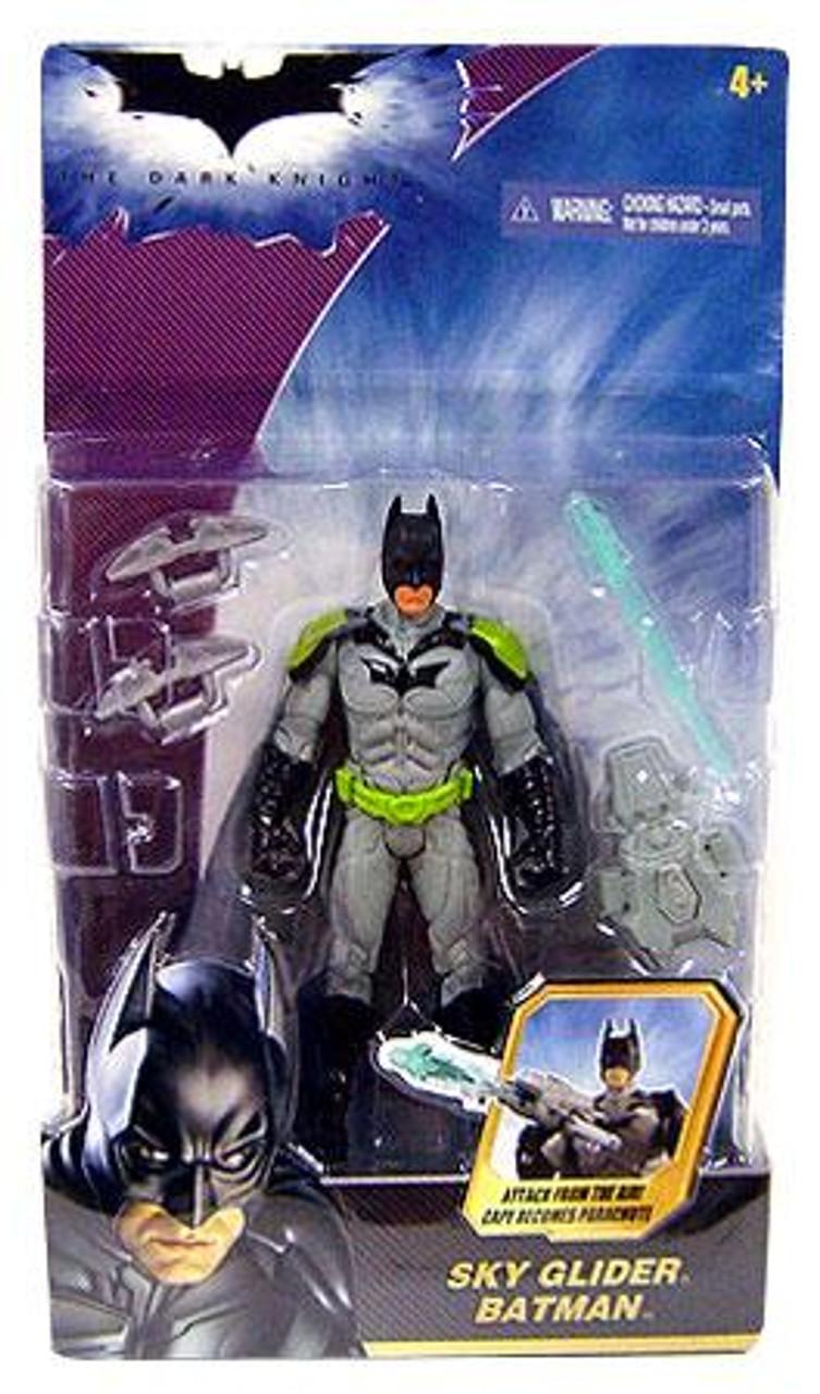 The Dark Knight Batman Action Figure [Sky Glider]