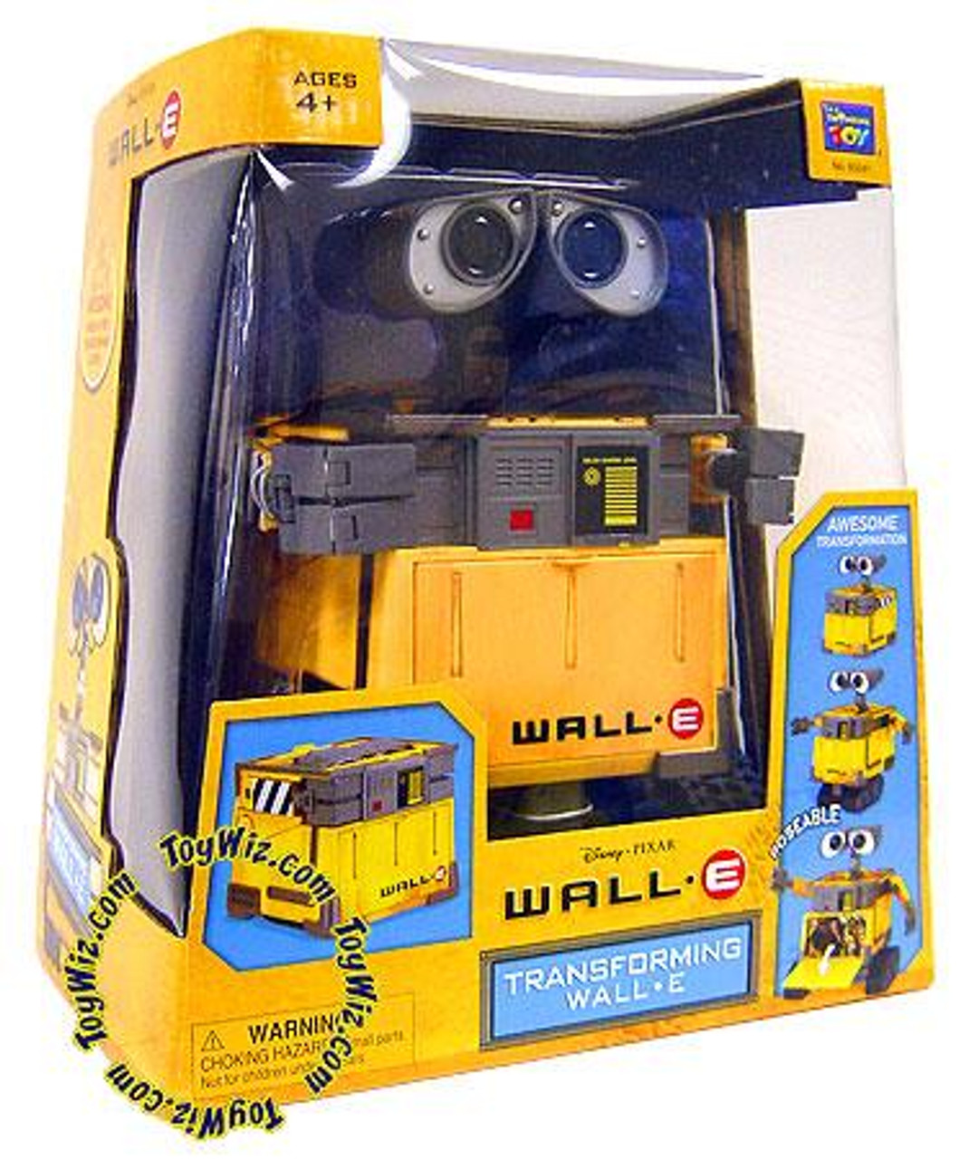 Disney / Pixar Transforming Wall-E Exclusive Action Figure
