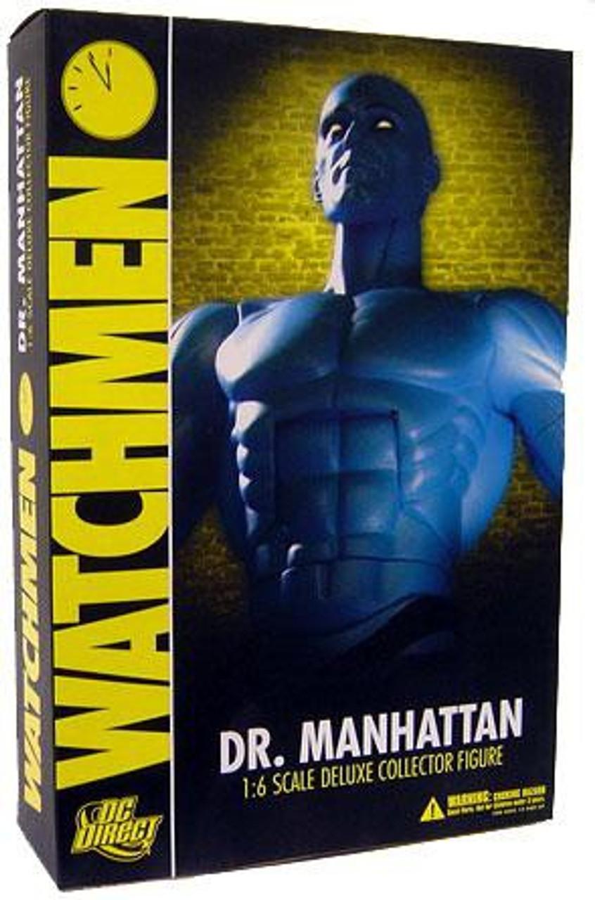 DC Watchmen Dr. Manhattan 1/6 Collectible Figure