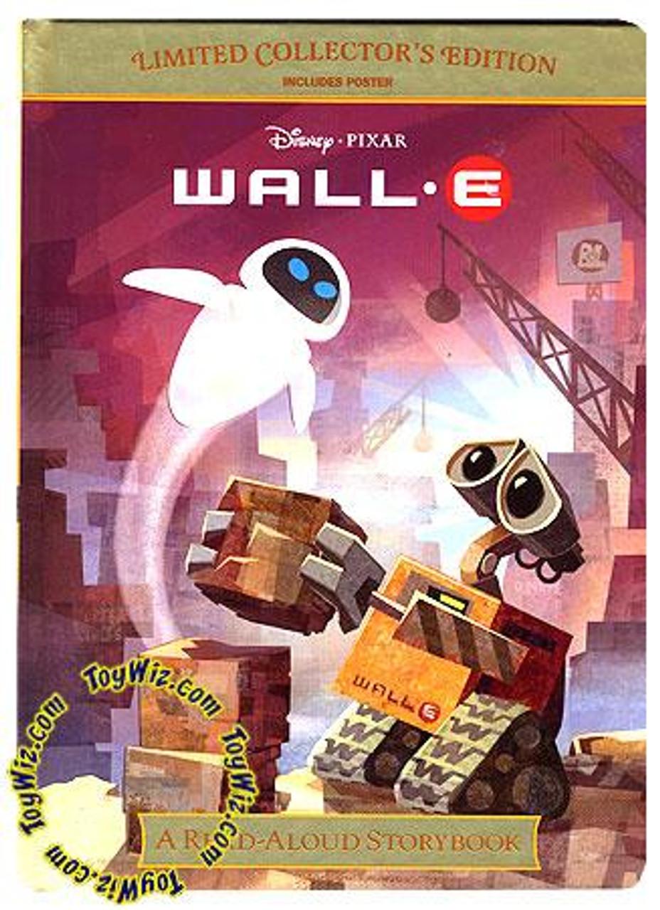 Disney / Pixar Wall-E Read-Aloud Story Book