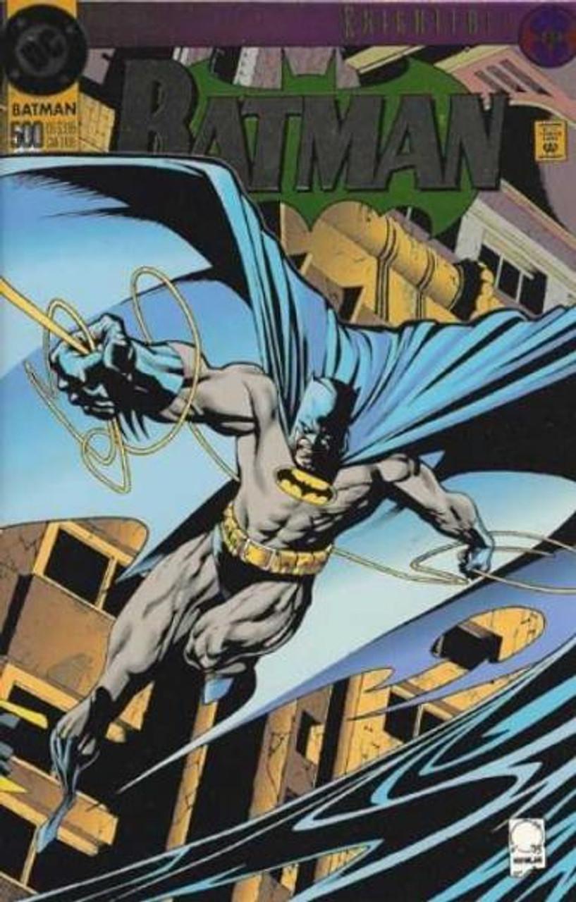 Batman Knightfall Comic Book #500