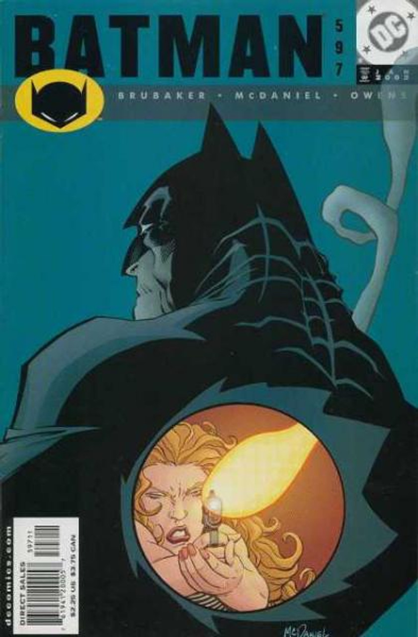 Batman Comic Book #597