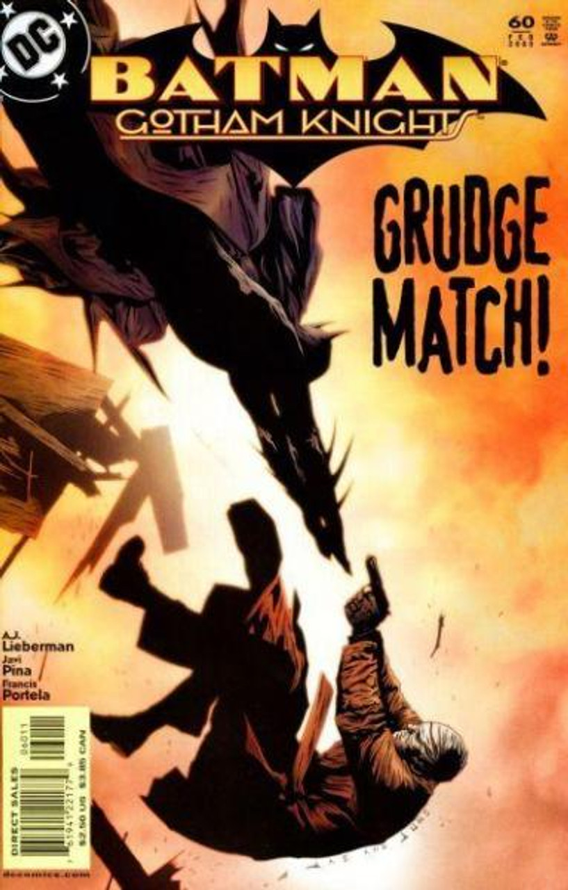 Batman: Gotham Knights Comic Book #60