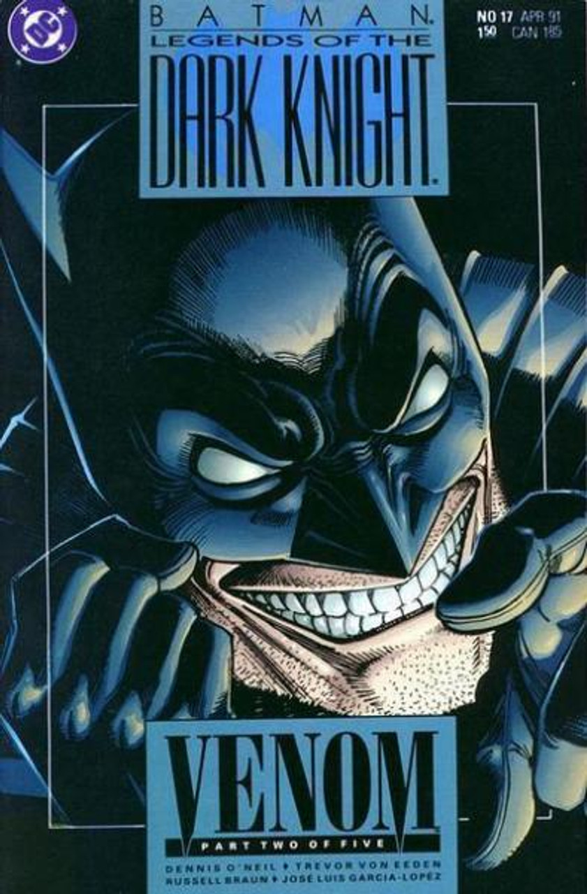 Batman: Legends of the Dark Knight Comic Book #17