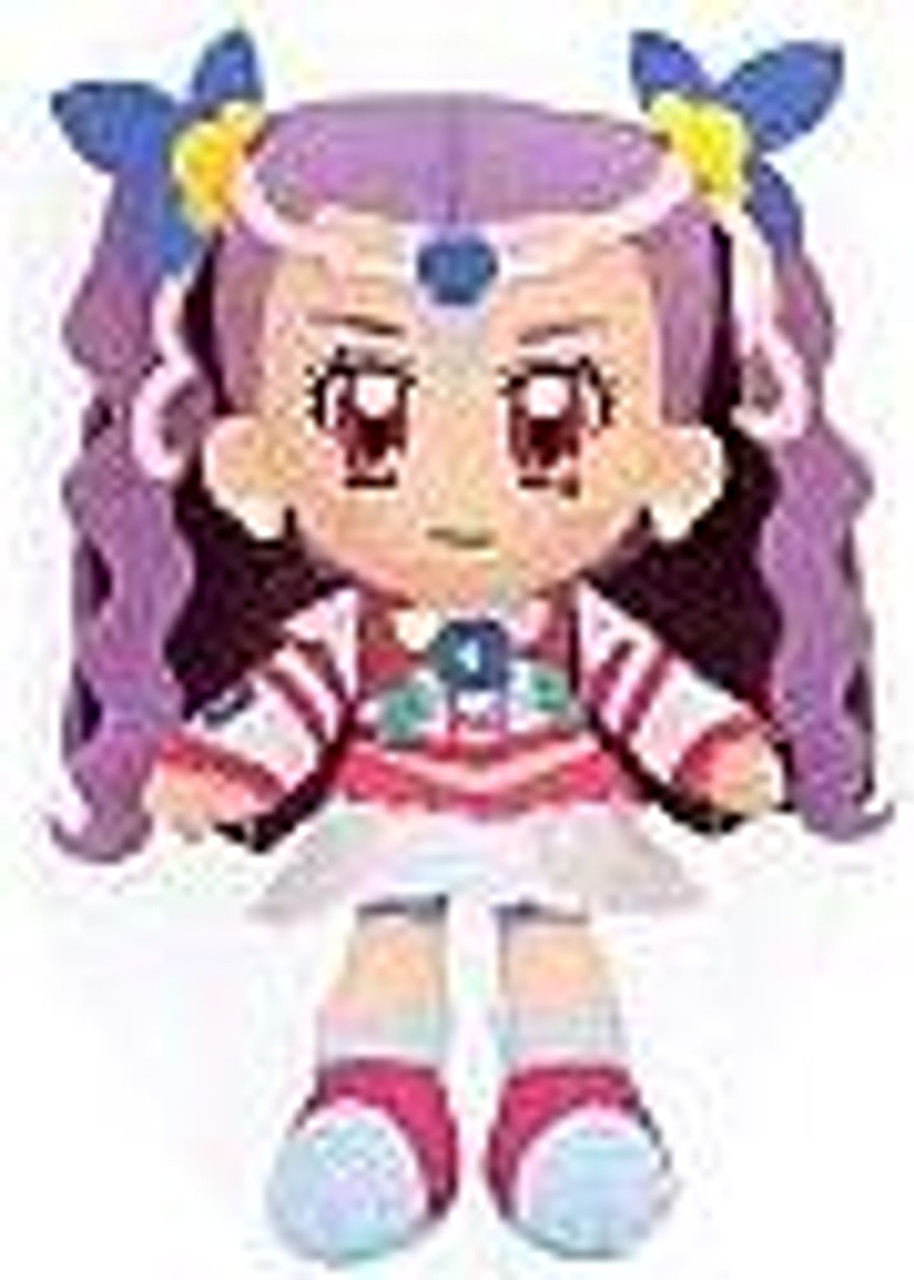 Yes! PreCure Go Go! Cure Milky Rose 6-Inch Plush Doll [Kurumi Mimino]