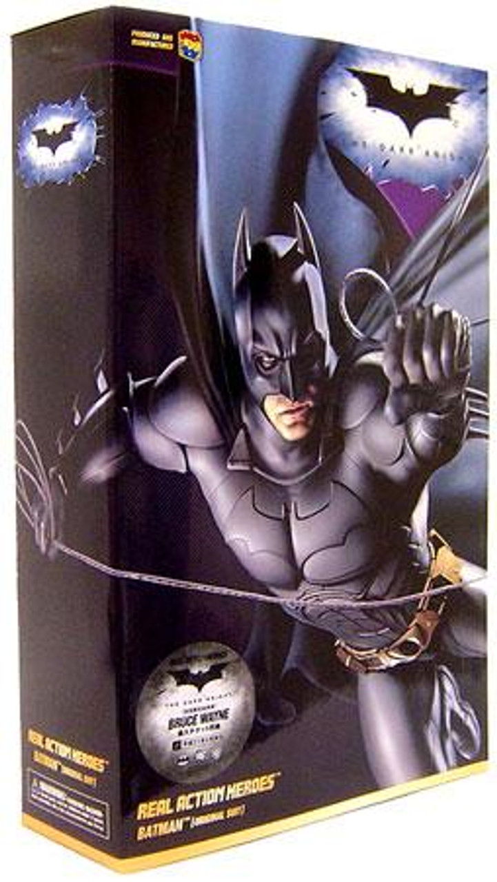The Dark Knight Real Action Heroes Batman Action Figure