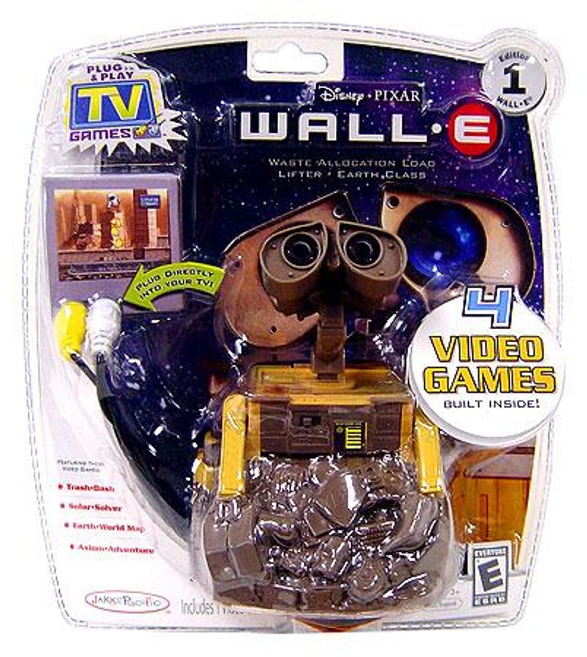 Disney / Pixar Wall-E Plug & Play TV Game