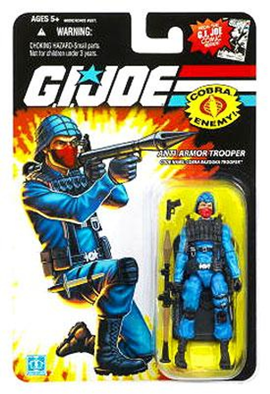 GI Joe Wave 10 Cobra Bazooka Trooper Action Figure