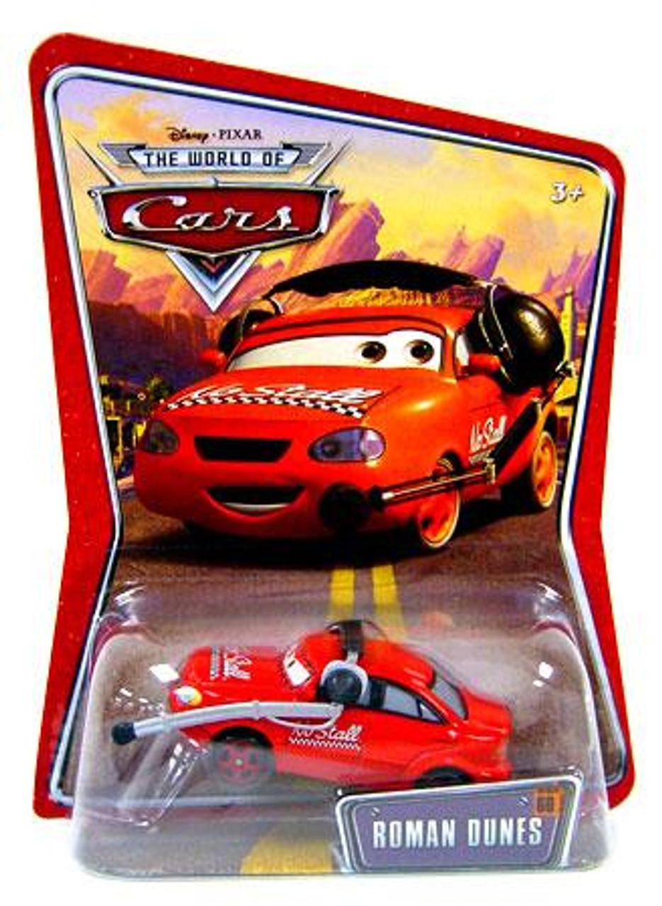 Disney Cars The World of Cars Roman Dunes Diecast Car