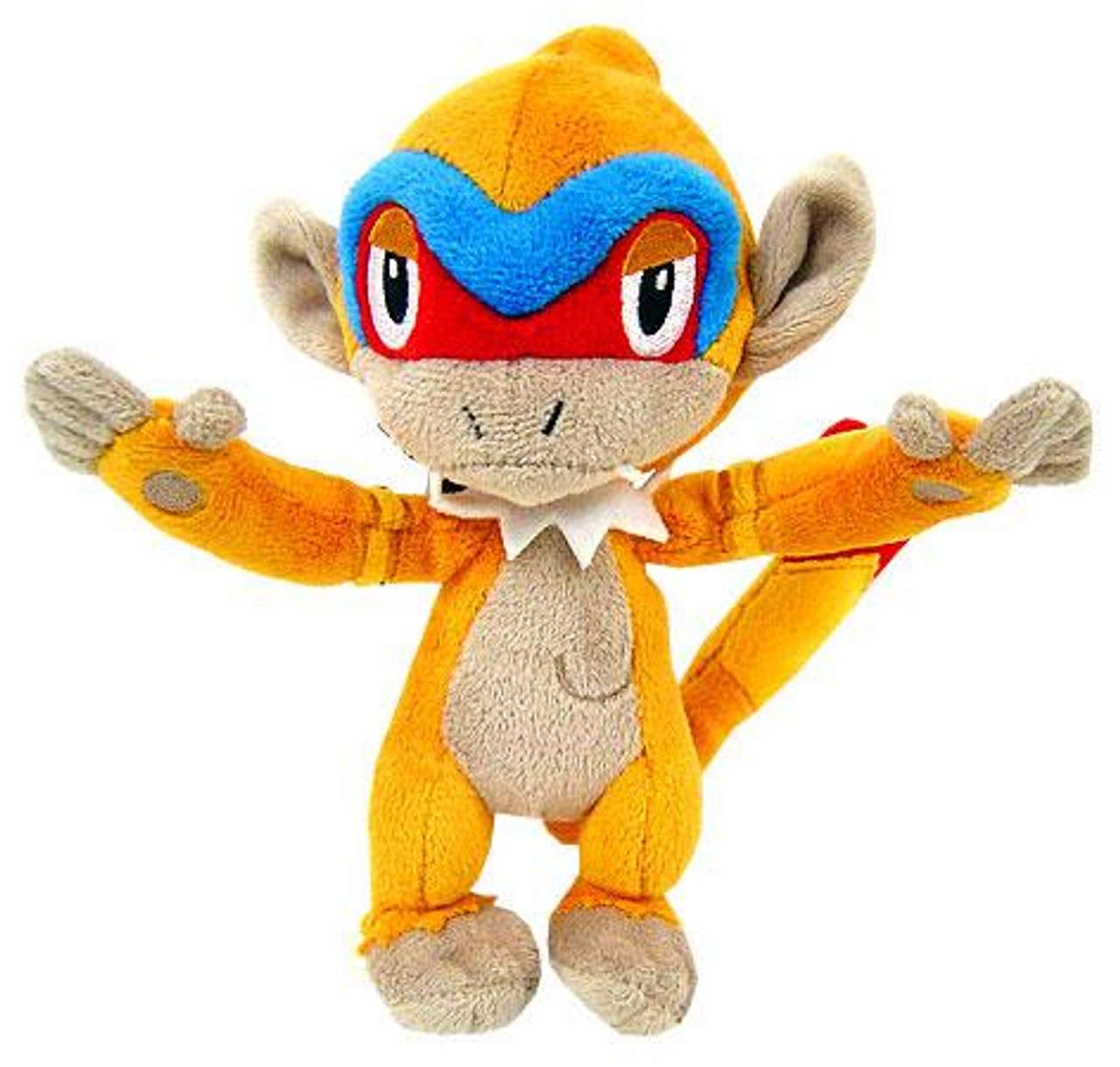 Pokemon Series 5 Monferno 5-Inch Plush