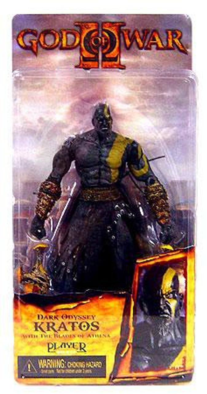 NECA God of War 2 Kratos Action Figure [Dark Odyssey]