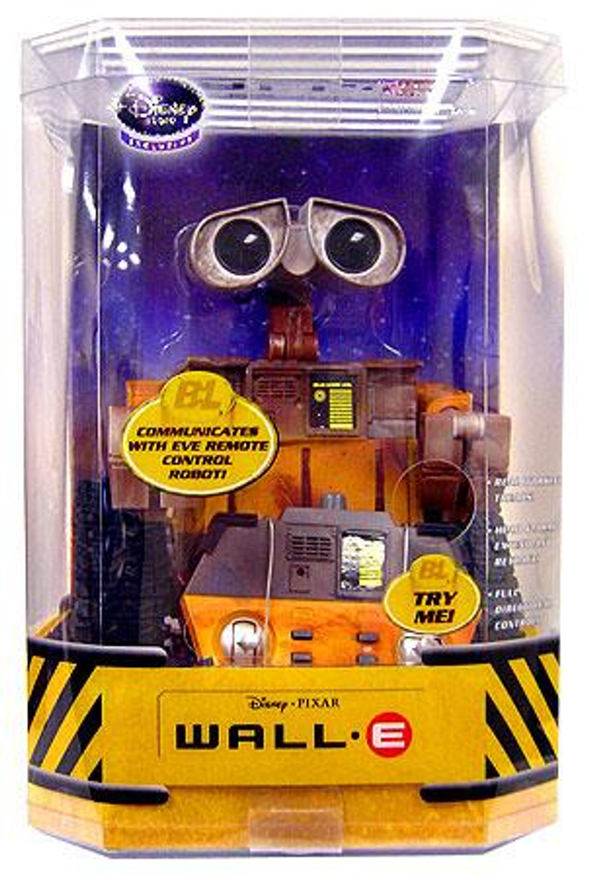Disney / Pixar Wall-E Exclusive 11.5-Inch Remote Control Robot
