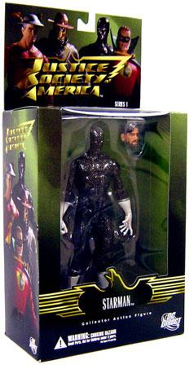 DC Justice Society of America Series 1 Starman Action Figure