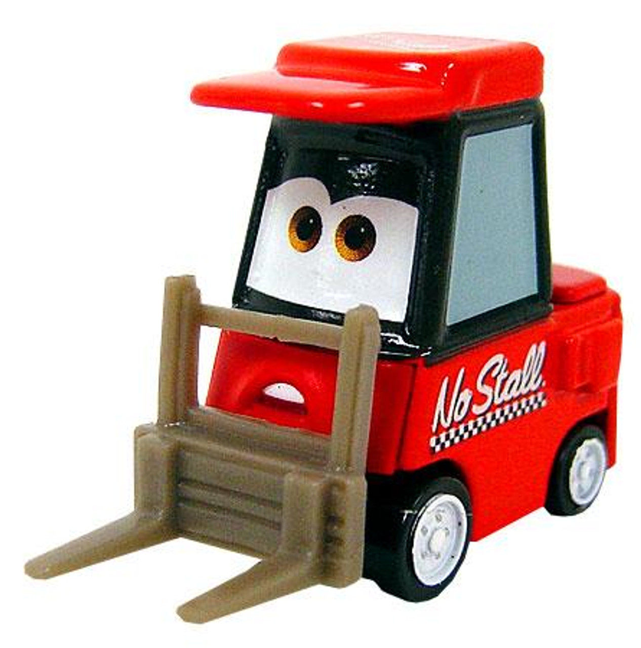 Disney Cars Loose Shirley Spinout Diecast Car [Loose]