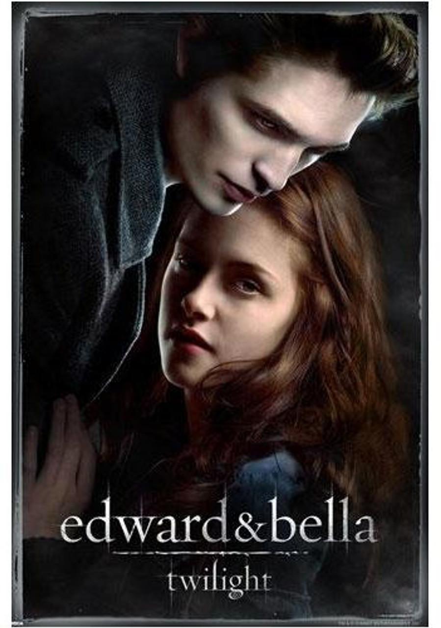 Twilight Edward & Bella Poster [Vertical]