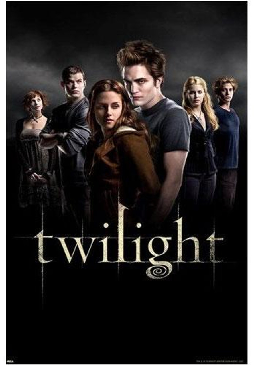 Twilight Poster [Advance Group Artwork]