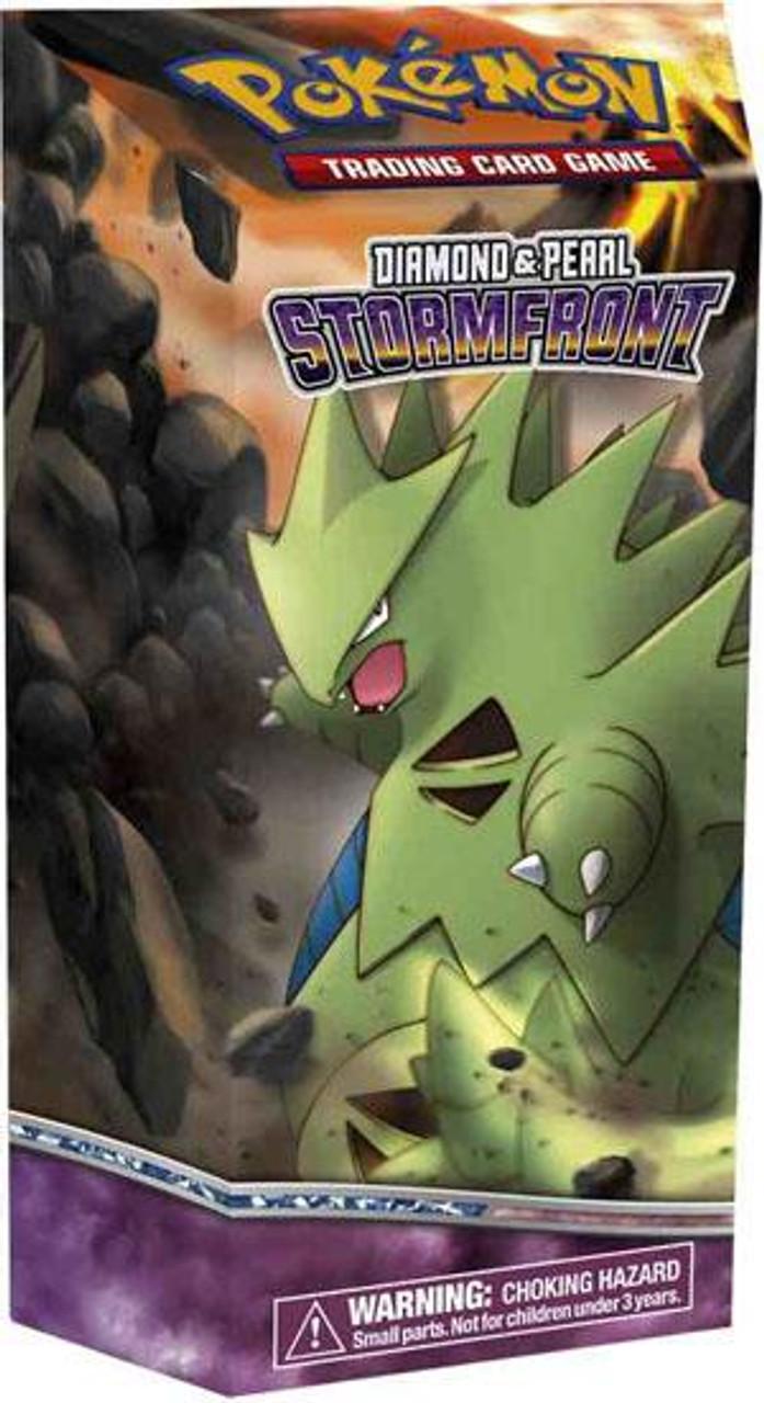 Pokemon Diamond & Pearl Stormfront Dark Rampage Theme Deck [Sealed Deck]