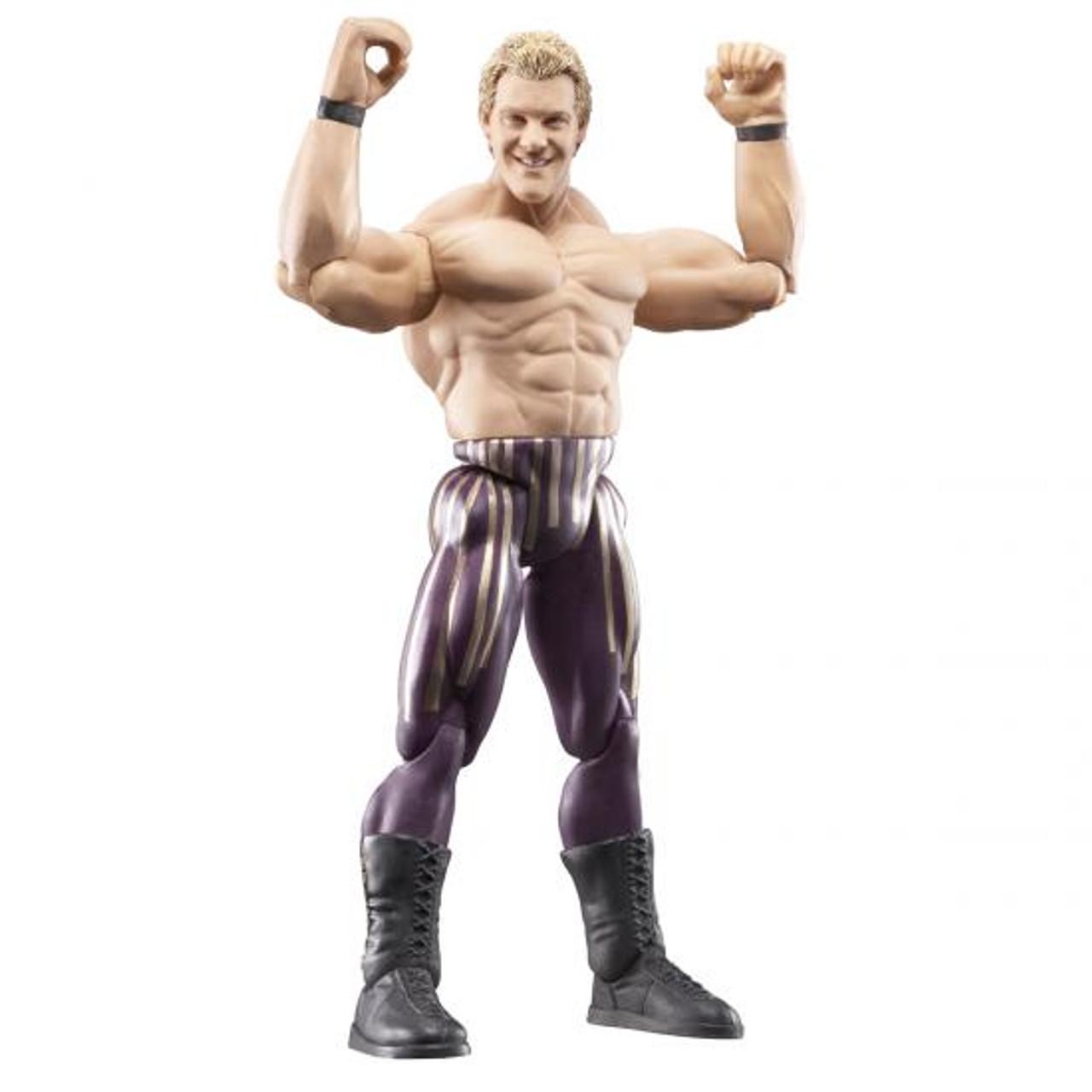 WWE Wrestling Backlash Series 13 Chris Jericho Action Figure
