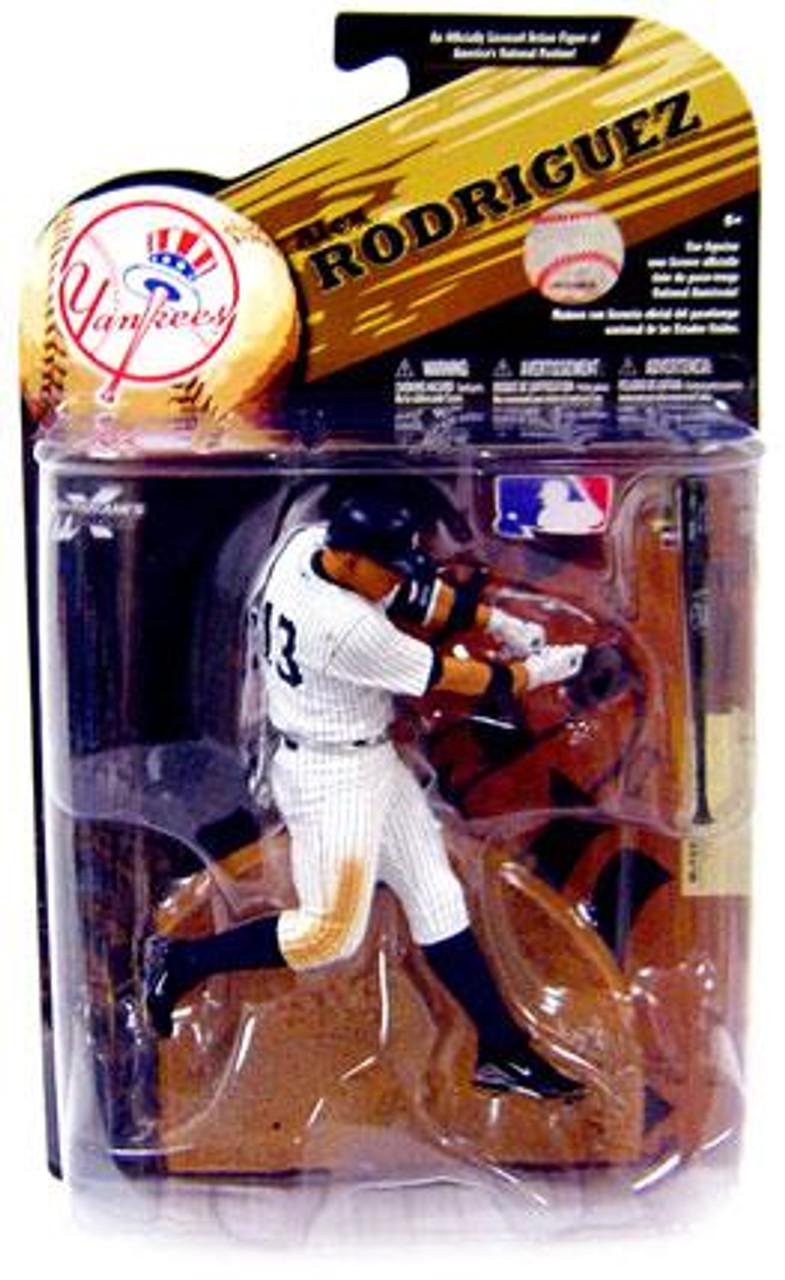 McFarlane Toys MLB New York Yankees Sports Picks Series 24 Alex Rodriguez Action Figure