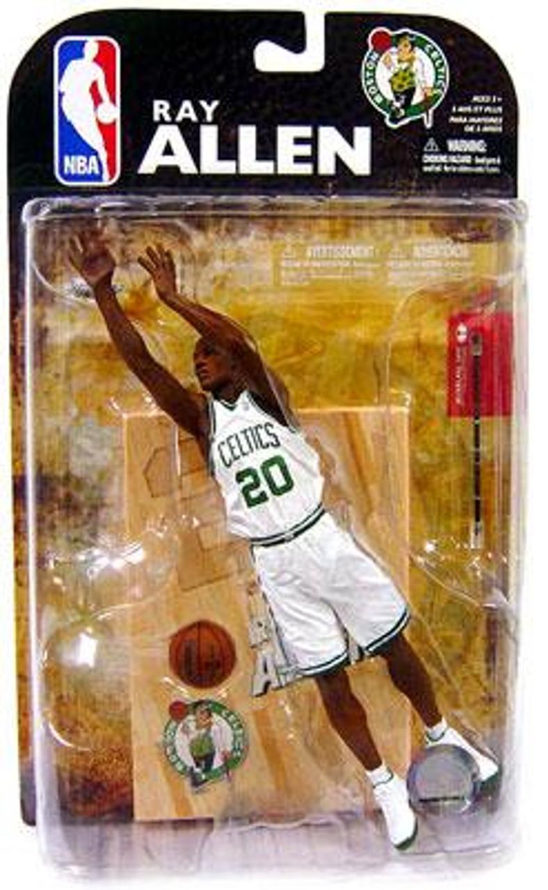 McFarlane Toys NBA Boston Celtics Sports Picks Series 16 Ray Allen Action Figure