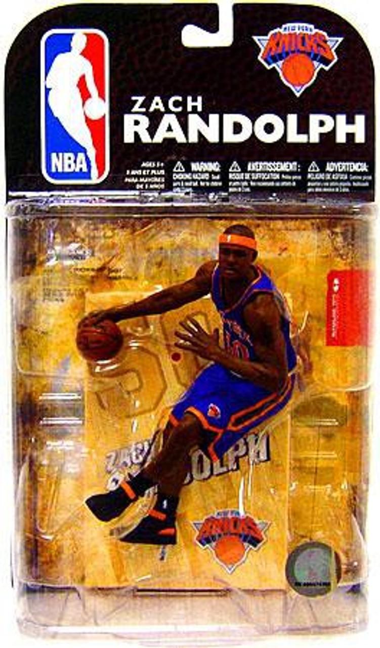 McFarlane Toys NBA New York Knicks Sports Picks Series 16 Zach Randolph Action Figure