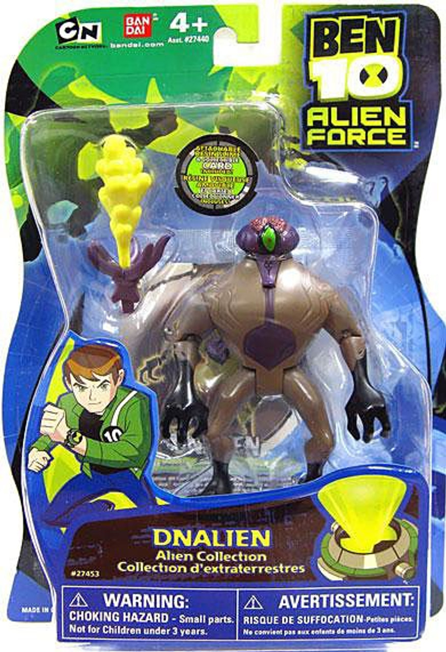 Ben 10 Alien Force Alien Collection DNAlien Action Figure