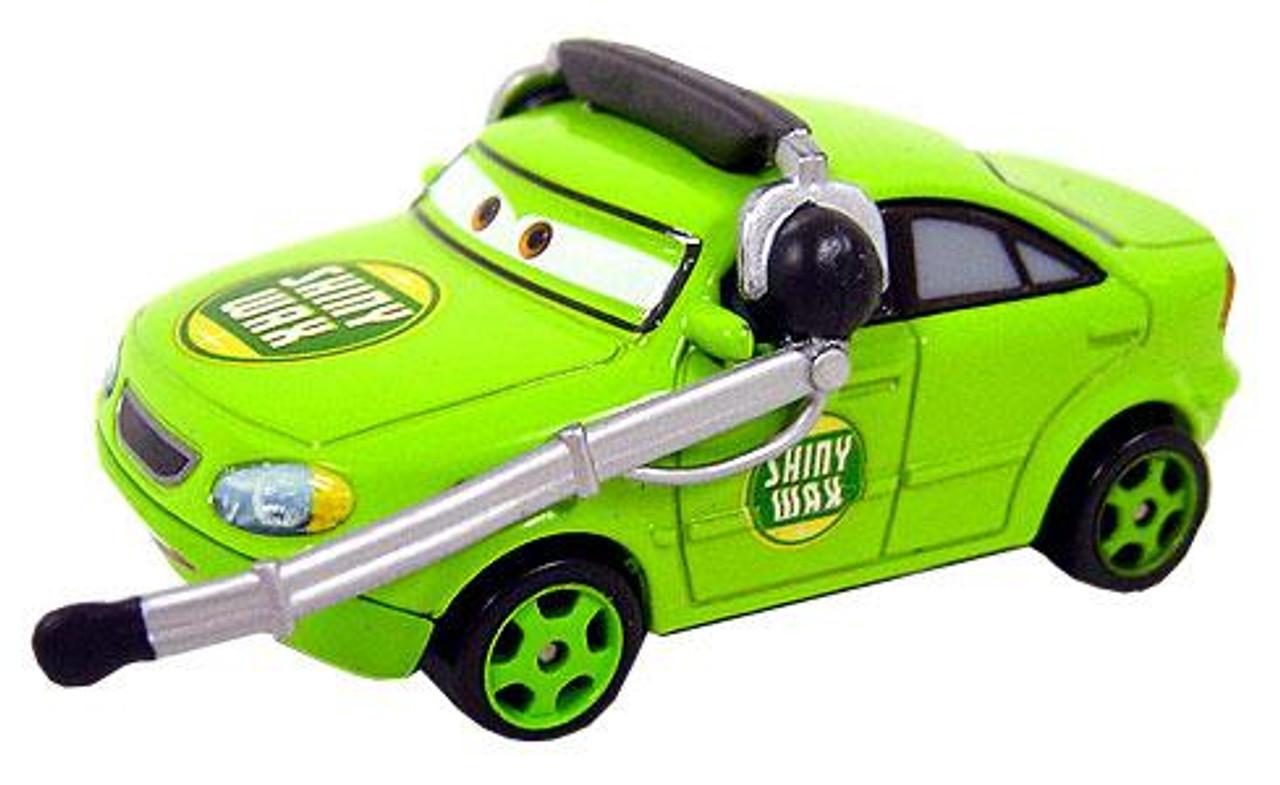 Disney Cars Loose Senior Trax Diecast Car [Loose]