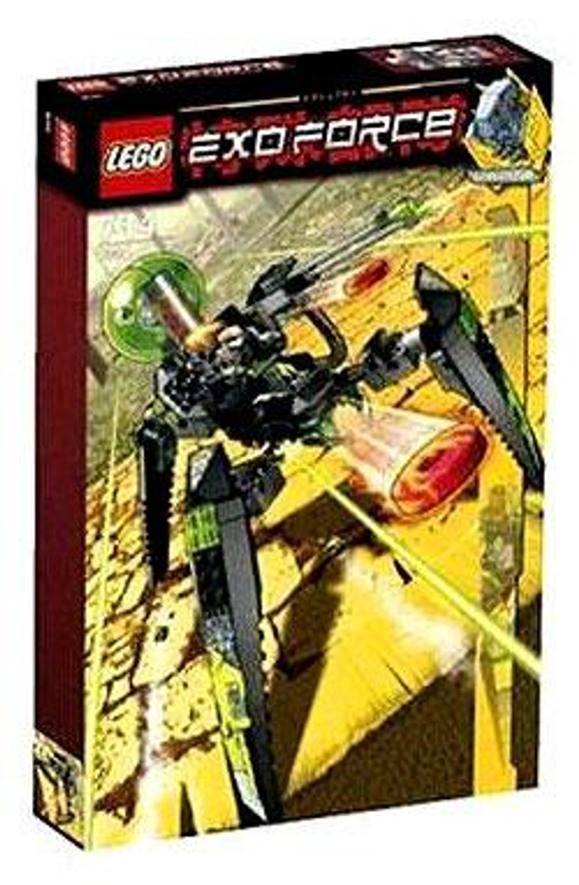 LEGO Exo Force Shadow Crawler Set #8104