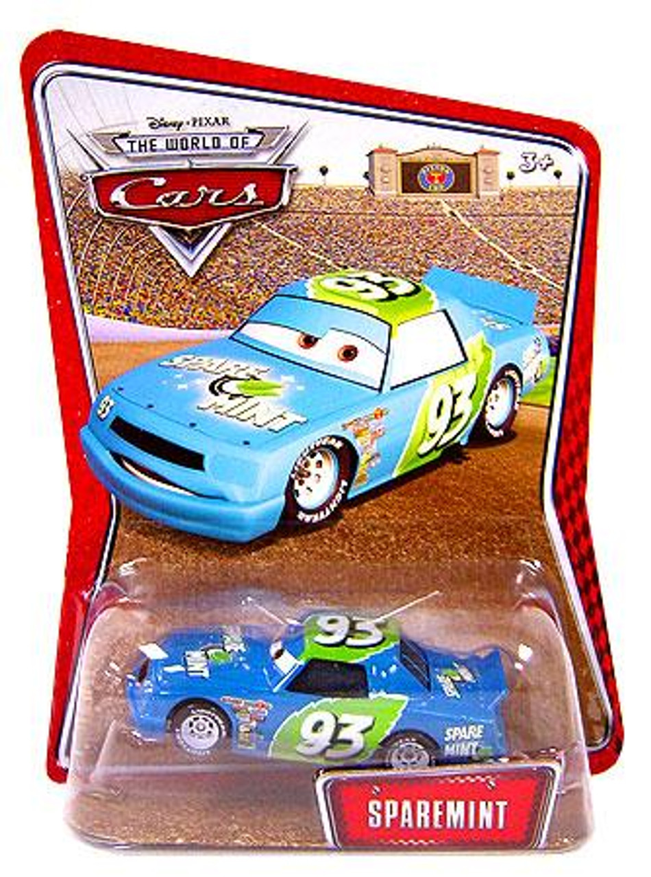 Disney Cars The World of Cars Spare Mint Exclusive Diecast Car