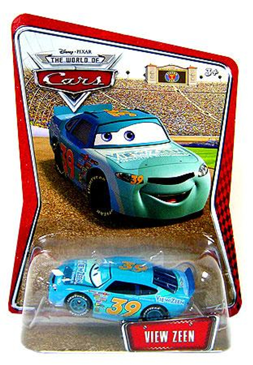 Disney Cars The World of Cars View Zeen Exclusive Diecast Car