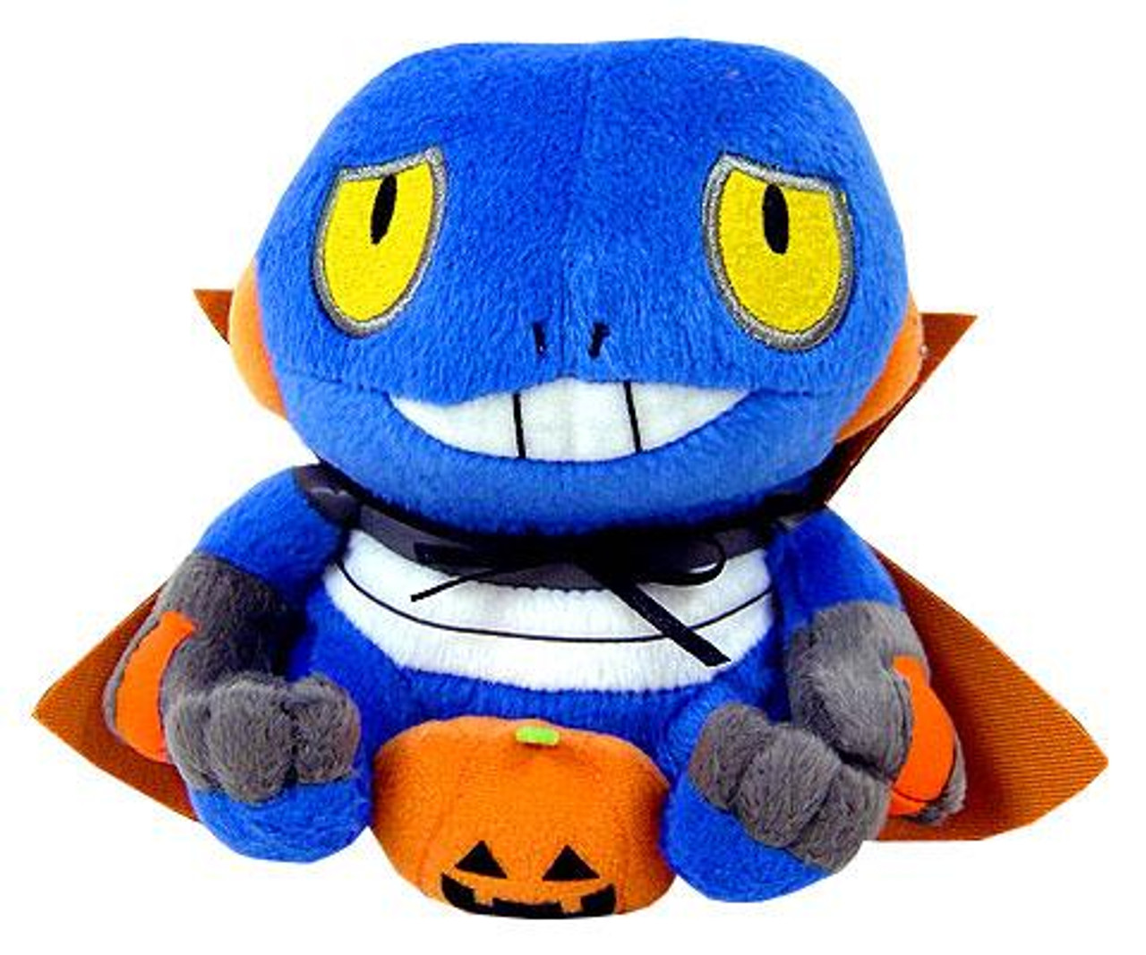 Pokemon Diamond & Pearl 6 Inch Halloween Croagunk Plush