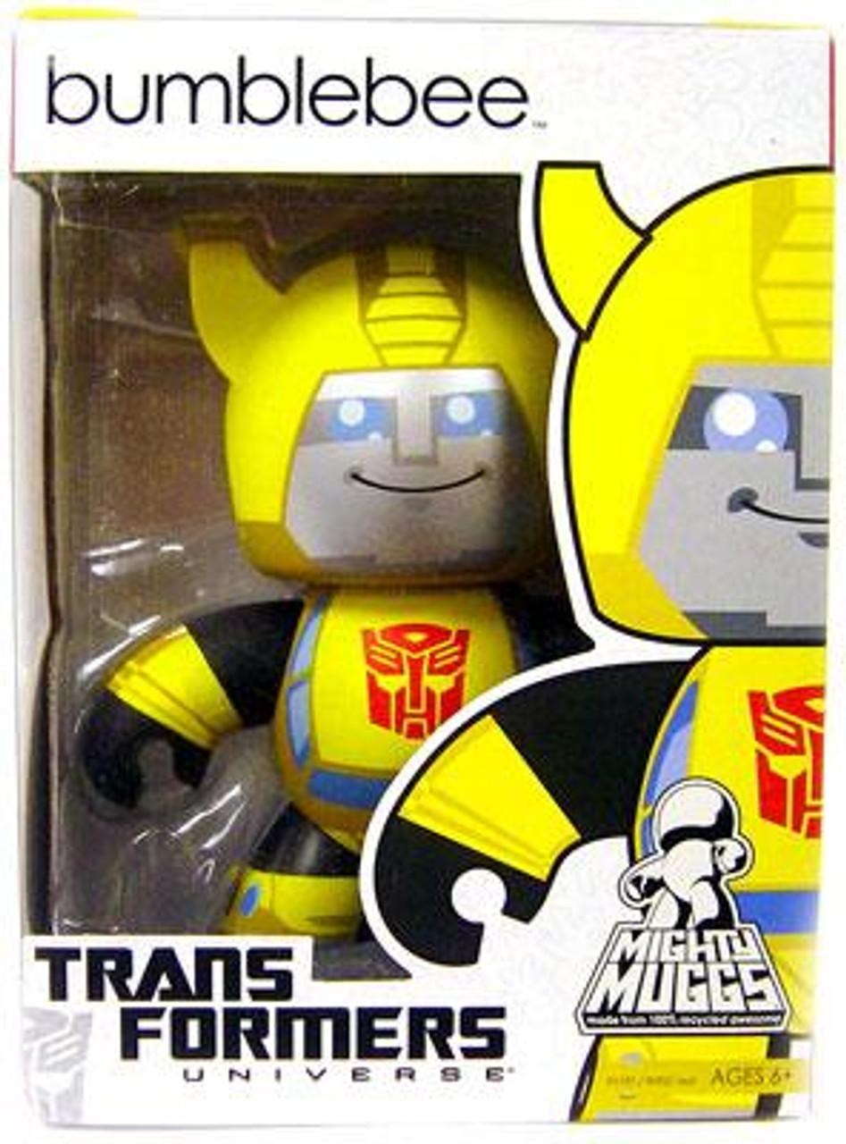Transformers Universe Mighty Muggs Series 1 Bumblebee Vinyl Figure