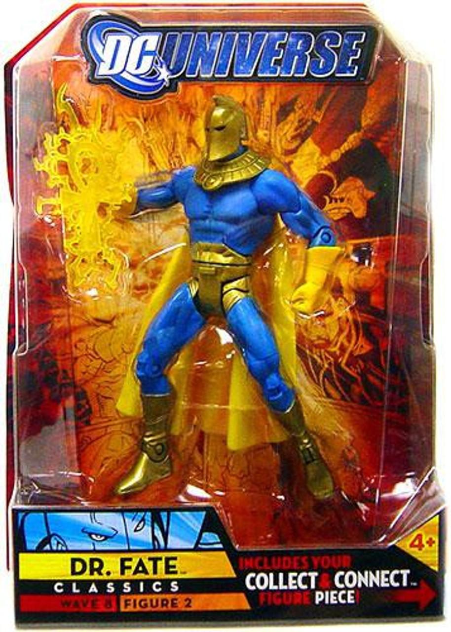 DC Universe Classics Wave 3 Dr. Fate {RANDOM Figure} Action Figure #2