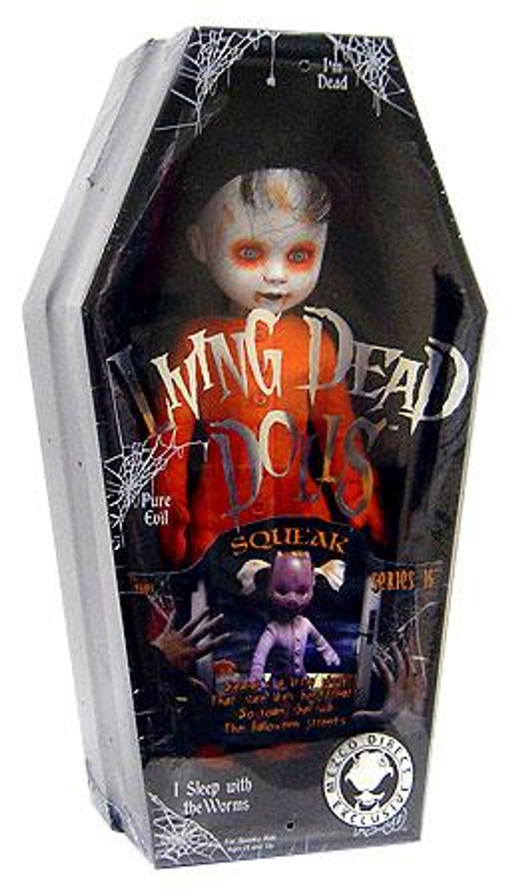 Living Dead Dolls Series 16 Squeak Doll [Halloween]