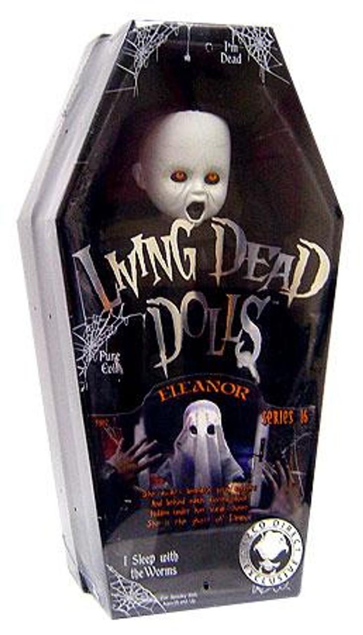 Living Dead Dolls Series 16 Eleanor Doll [Halloween]