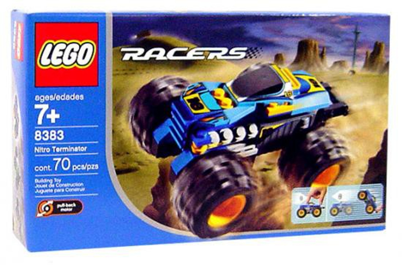 LEGO Racers Nitro Terminator Set #8383