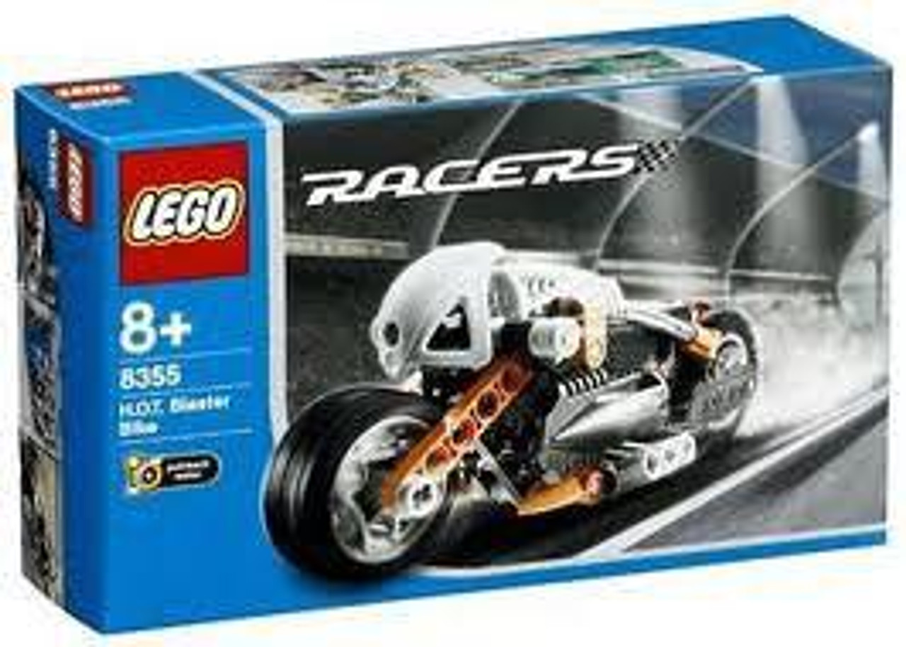 LEGO Racers H.O.T Blaster Bike Set #8355