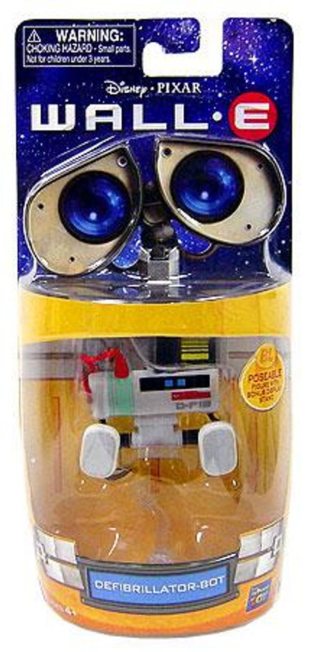 Disney / Pixar Wall-E 3 Inch Poseable Defibrillator-Bot Mini Figure