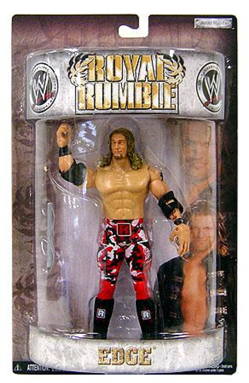WWE Wrestling Pay Per View Royal Rumble 2008 Edge Action Figure