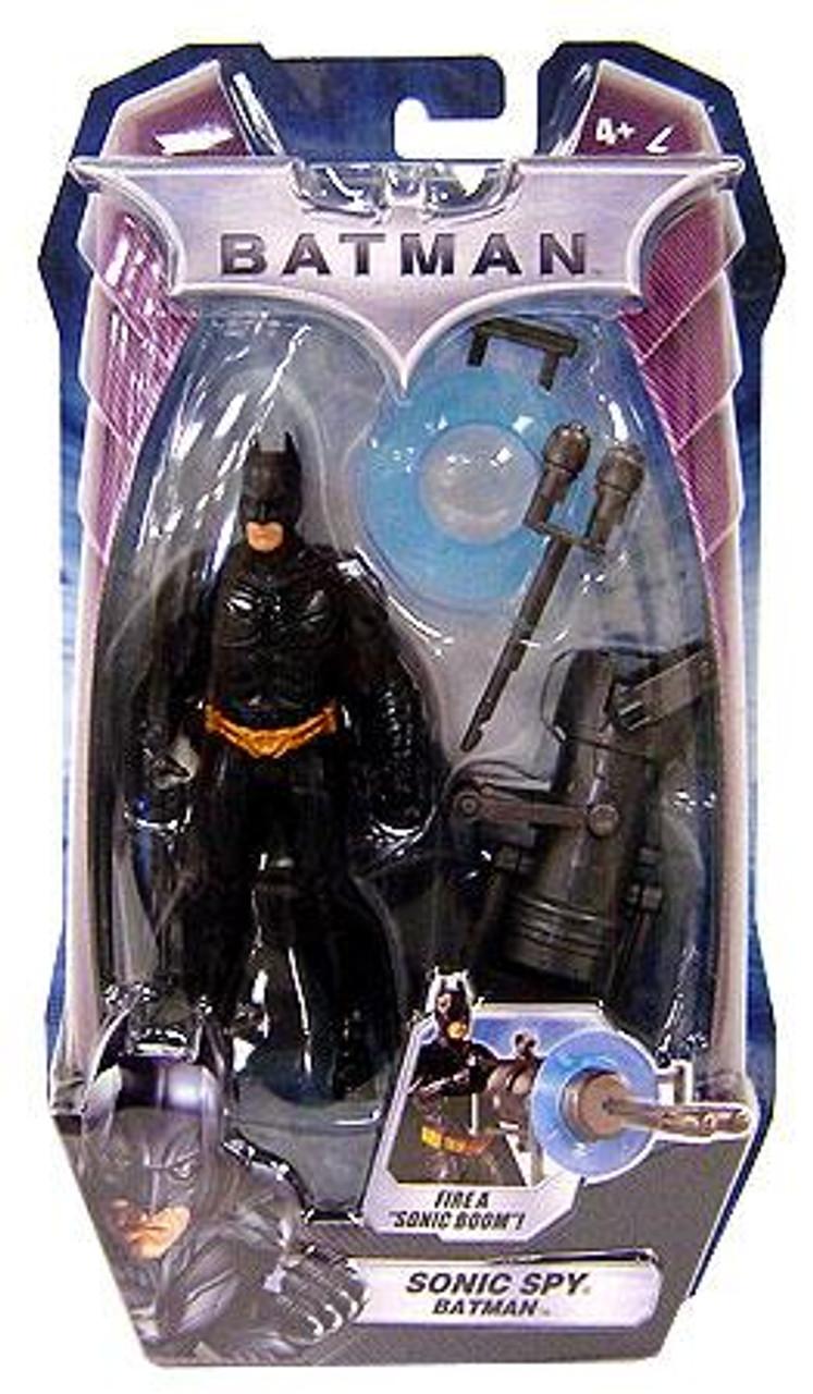 The Dark Knight Batman Action Figure [Sonic Spy]