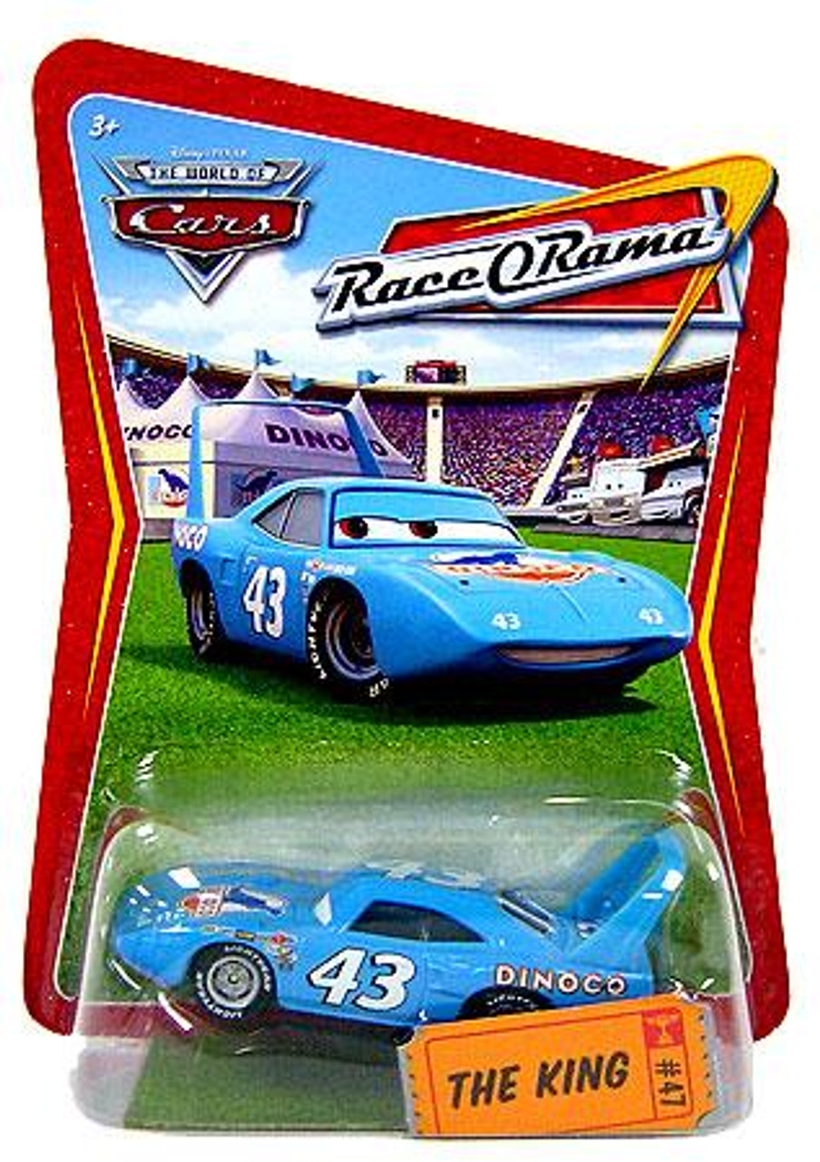 Disney Cars The World of Cars Race-O-Rama The King Diecast Car #47