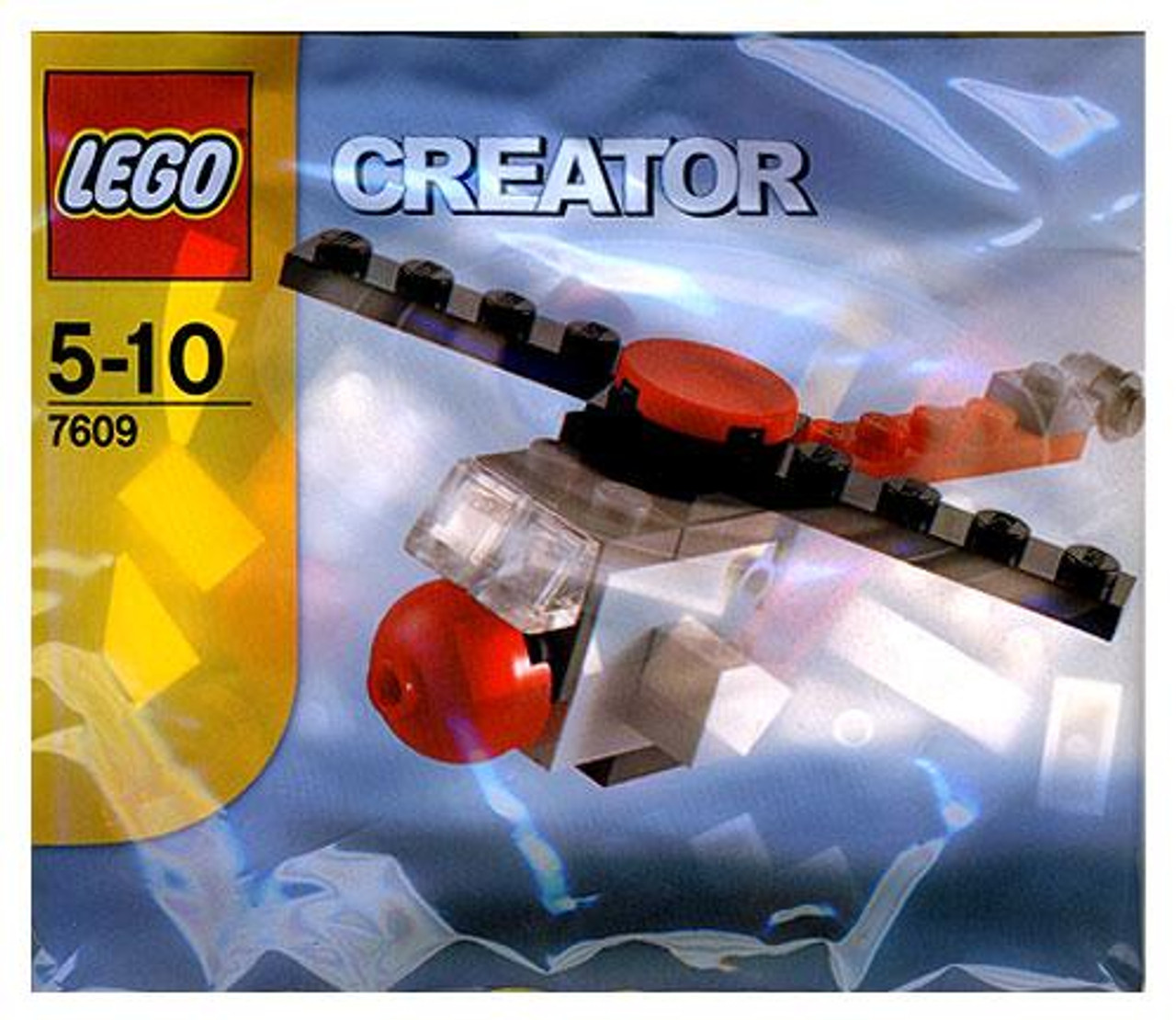 LEGO Creator Helicoptor Mini Set #7609 [Bagged]