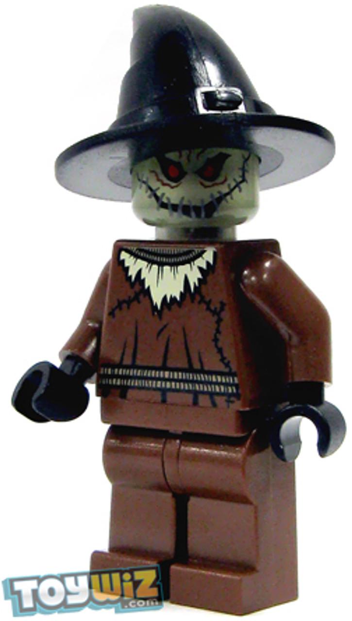 LEGO Batman Loose Scarecrow Minifigure #1 [Loose]