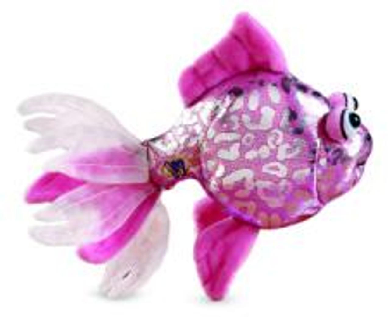Webkinz Lil' Kinz Pink Glitter Fish Plush