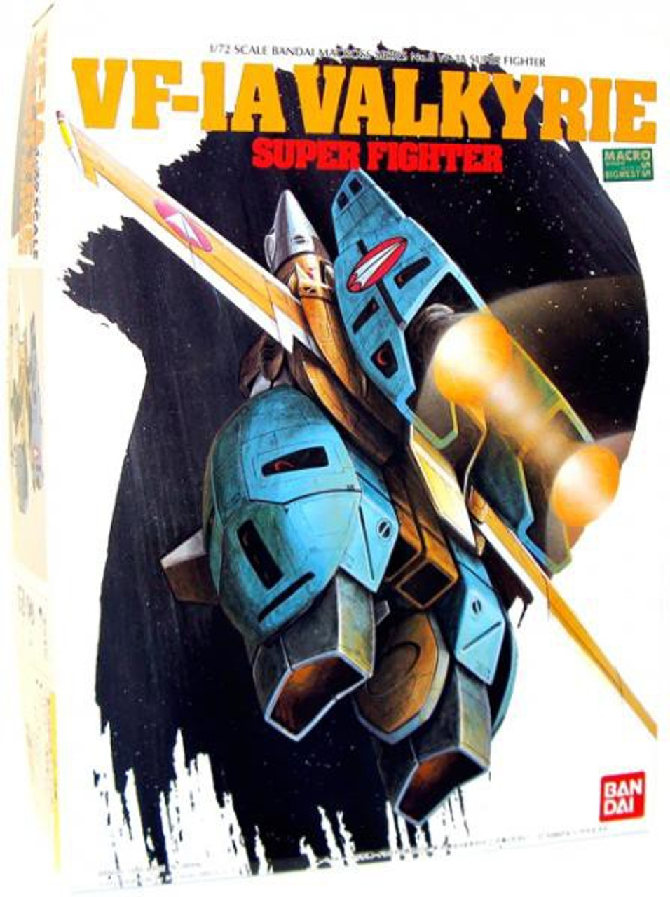 Macross VF-1A Valkyrie Super Fighter Model Kit
