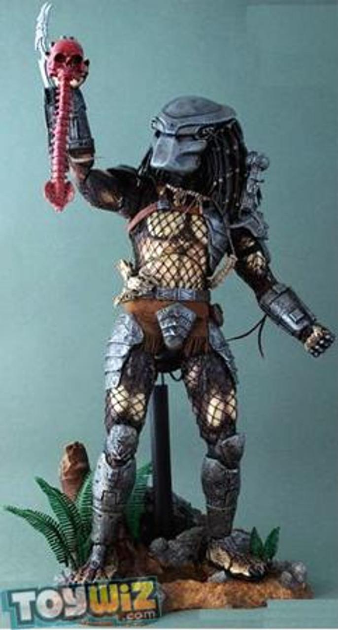 Predator Movie Masterpiece Jungle Hunter 1/6 Collectible Figure