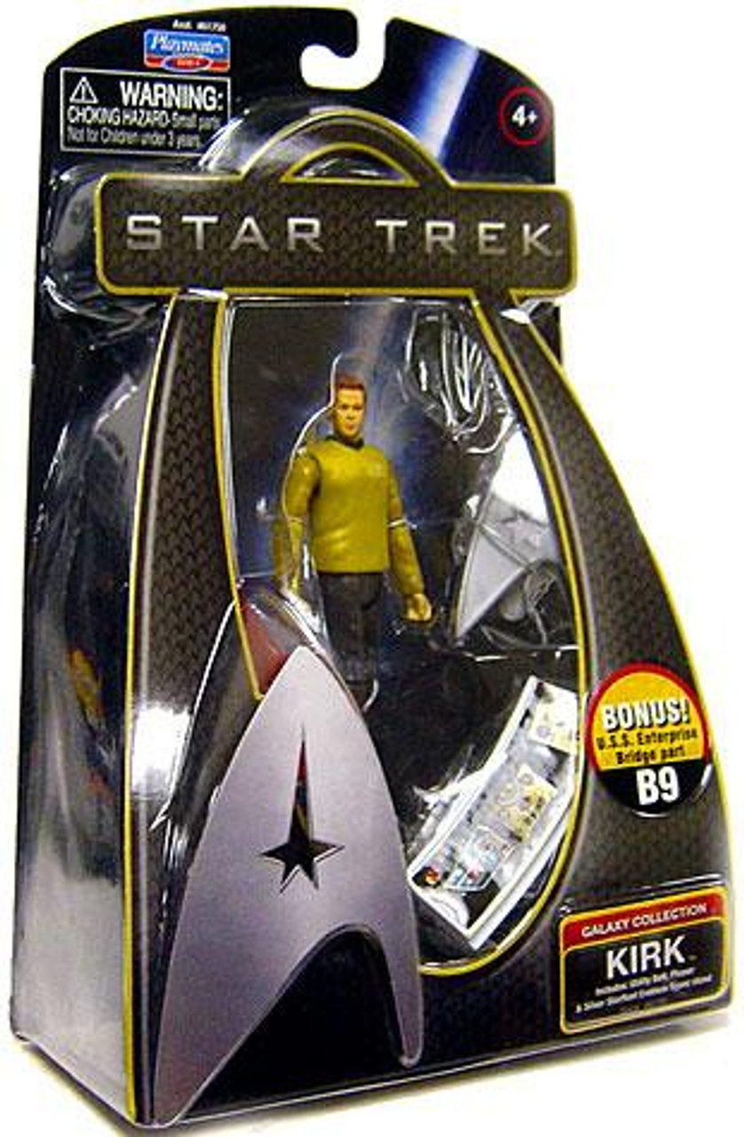 Star Trek 2009 Movie James T. Kirk Action Figure [Enterprise Uniform]