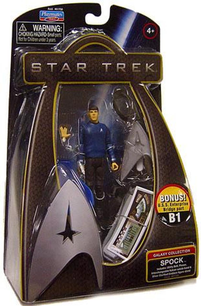 Star Trek 2009 Movie Spock Action Figure [Enterprise Uniform]